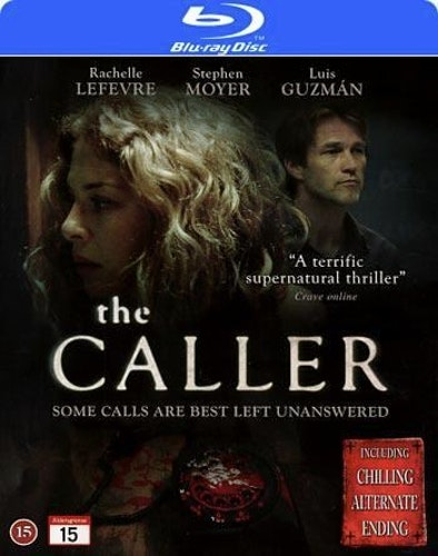 The Caller bluray