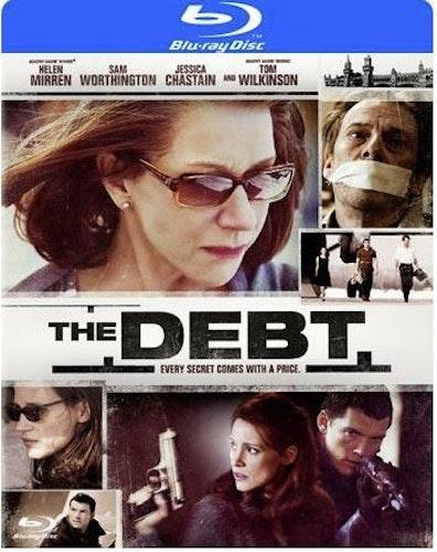 The Debt bluray