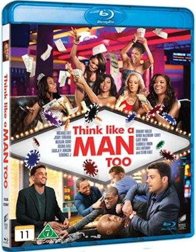 Think Like a Man Too bluray UTGÅENDE
