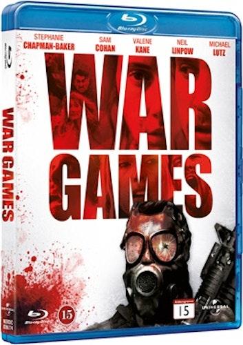 War Games bluray