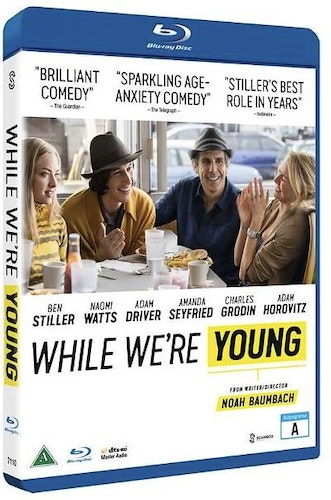 While We're Young bluray