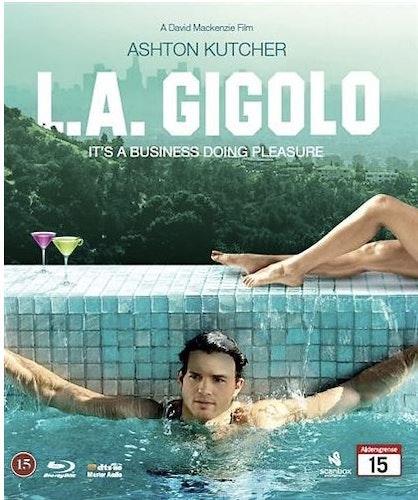 L.A. Gigolo bluray