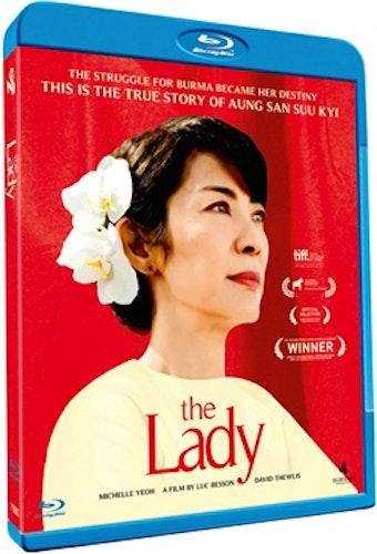 The Lady bluray UTGÅENDE