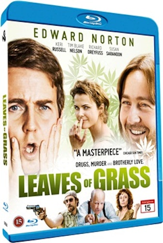 Leaves of Grass bluray