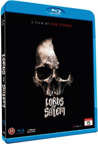 The Lords of Salem bluray