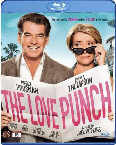 The Love Punch bluray