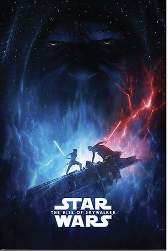 Poster Star Wars: The Rise of Skywalker affisch