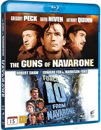 The Guns of Navarone + Force 10 from Navarone - Navarone Box