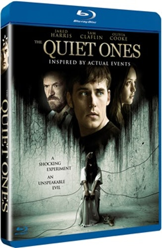 The Quiet Ones bluray UTGÅENDE