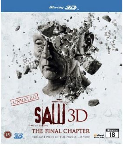 Saw VII (3D Blu-ray)