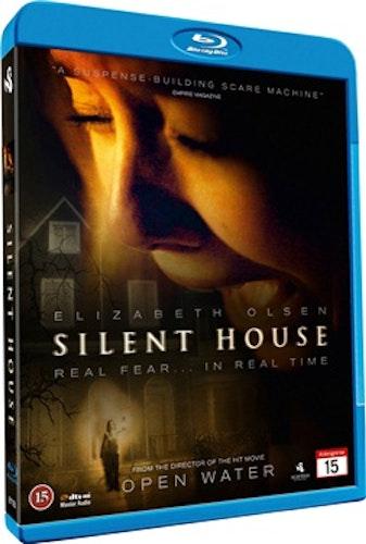 Silent House bluray