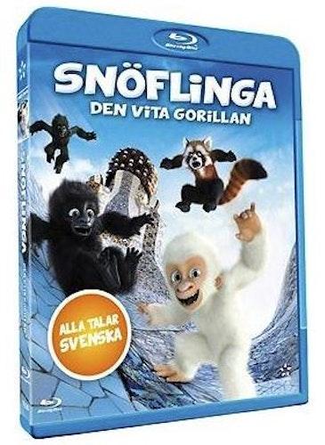 Snöflinga - Den Vita Gorillan bluray