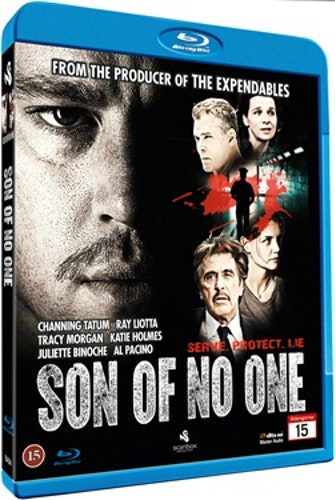 The Son of No One bluray