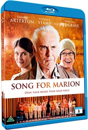 Song for Marion bluray
