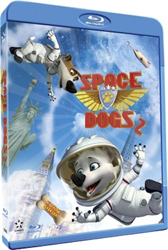 Space Dogs 2 bluray