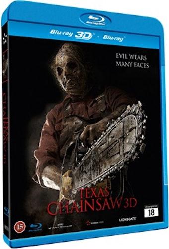 Texas Chainsaw (3D) bluray