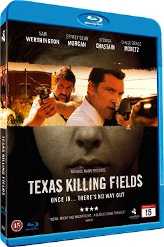 Texas Killing Fields bluray