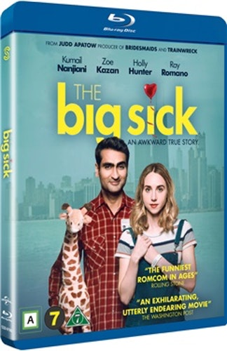 The Big Sick bluray