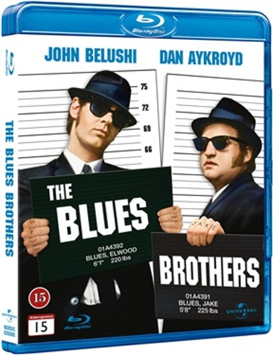 Blues Brothers bluray
