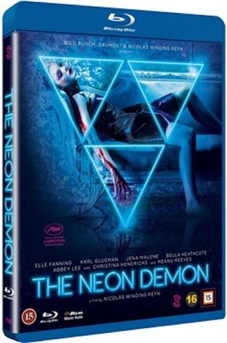 The Neon Demon bluray (import)