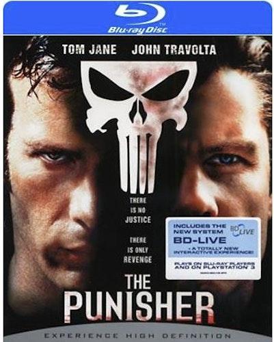 The Punisher bluray
