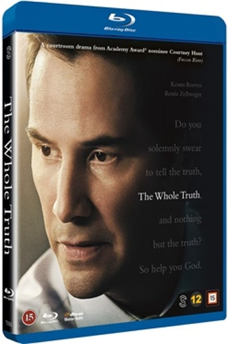 The Whole Truth bluray UTGÅENDE