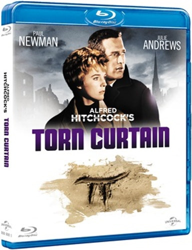 Torn Curtain/En läcka i ridån bluray