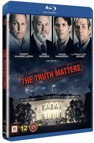 The Truth Matters bluray
