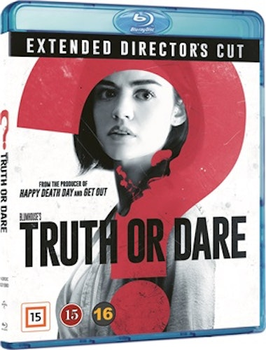 Truth or Dare - Extended Director's Cut bluray