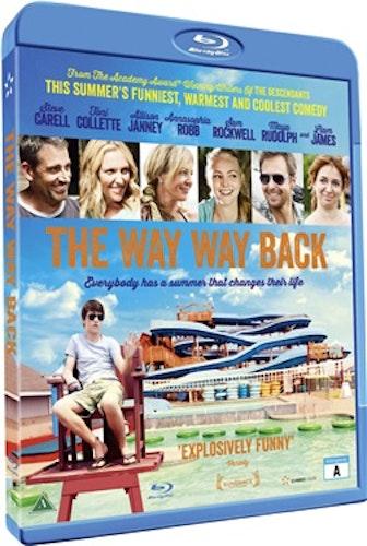 The Way Way Back bluray