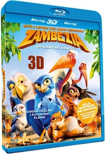 Zambezia (3D) bluray