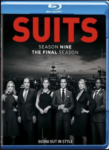 Suits - Säsong 9 (Blu-ray)