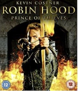 Robin Hood - Prince Of Thieves bluray (import med svensk text)
