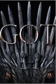 Game Of Thrones säsong 8 4K Ultra HD + Bluray Steelbook  2019 (import)