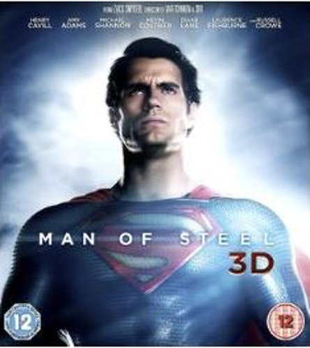 Man Of Steel 3D bluray (import) bluray