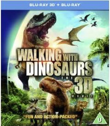 Walking With Dinosaurs - The Movie 3D+2D (import) bluray