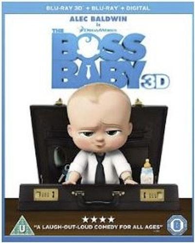 Baby-Bossen (3D) (import) bluray