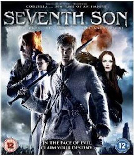 Seventh Son bluray