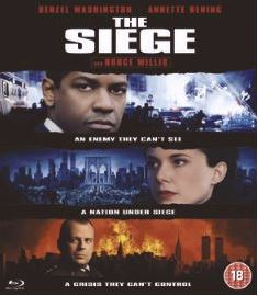Belägringen/The Siege bluray