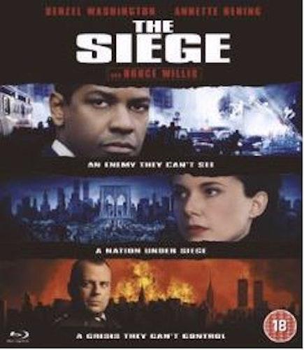 Belägringen/The Siege bluray