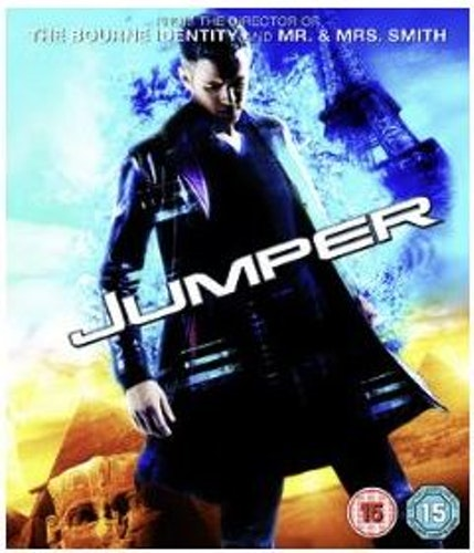 Jumper bluray (import sv. text)