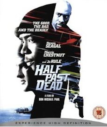 Half Past Dead bluray import