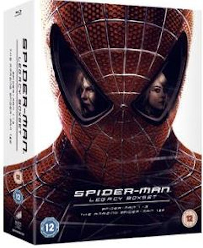 SpiderMan - Legacy Limited Edition bluray import
