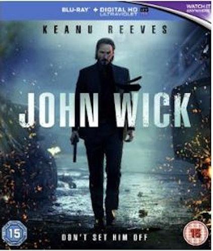 John Wick bluray