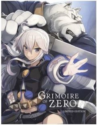 Grimoire Of Zero Collector's Edition bluray+DVD (import)