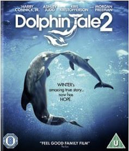 Dolphin Tale 2 bluray (import)