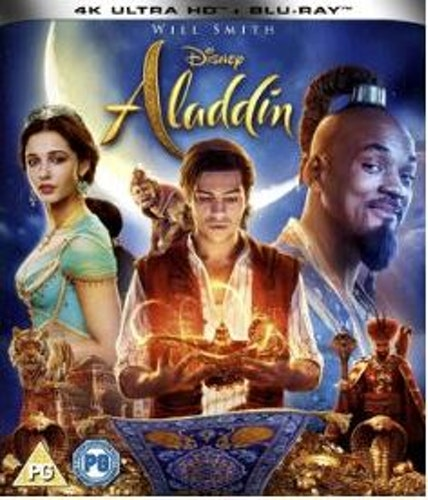 Aladdin (från 2019) 4K Ultra HD (import)