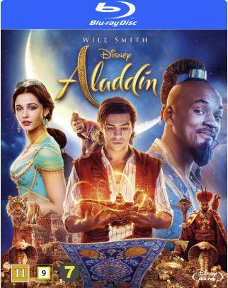 Disneys Aladdin 2019 bluray