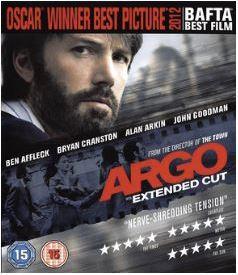Argo bluray