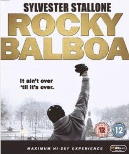 Rocky Balboa bluray (import med svensk text)